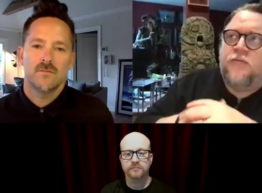 'Guillermo del Toro & Scott Cooper on Antlers and Filmmaking' Recap   Comic-Con@Home 2020