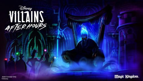 """Disney Villains After Hours"" Coming to Walt Disney World"