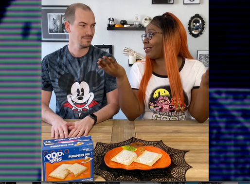 The Enchanted Family Pumpkin Flavored Taste Test  - Halloween at Home