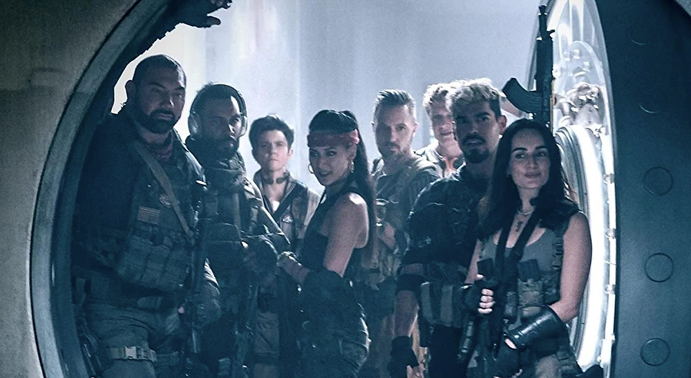 Army of the Dead c/o Netflix