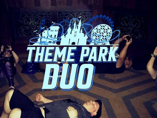CK's JHC2 Appears on the Theme Park Duo Podcast Sharing His Favorite Theme Park Memory
