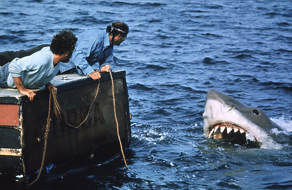 Jaws c/o Universal Pictures