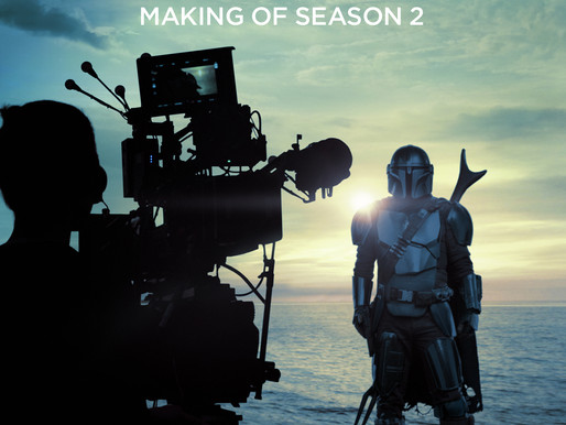 Go Behind the Scenes of the  Second Season in 'Disney Gallery: The Mandalorian'