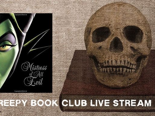 Mistress of All Evil - Creepy Book Club Live Discussion