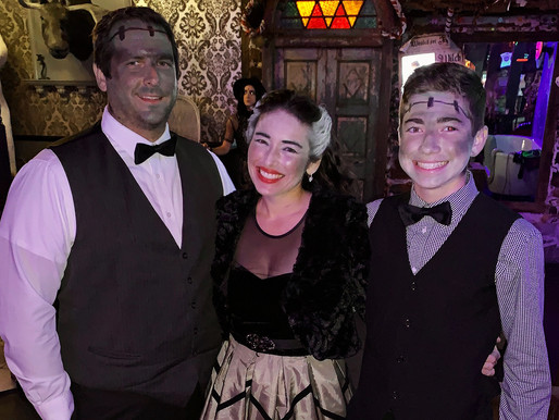 Event Review: Dapper Classic Monster Brunch - Orlando's Cocktails and Screams