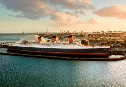 Queen Mary's Free Summer Movie Nights