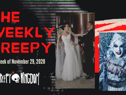 The Weekly Creepy 11-29-20