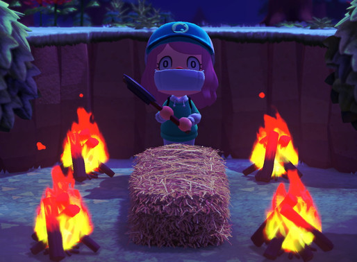 The Creepy Side of 'Animal Crossing'
