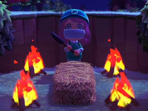 The Creepy Side of 'Animal Crossing'