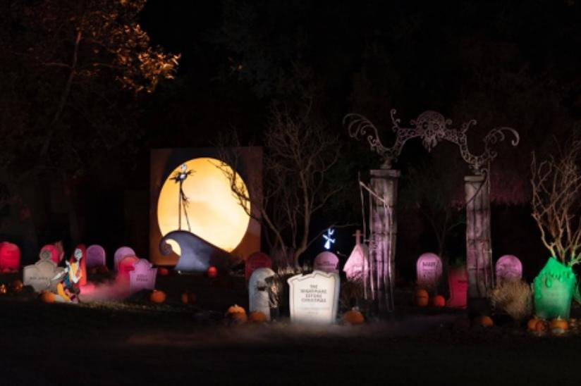 Freeform's Halloween Road c/o Freeform