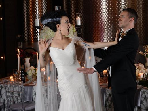 Haunted Weddings: Bride of Frankenstein
