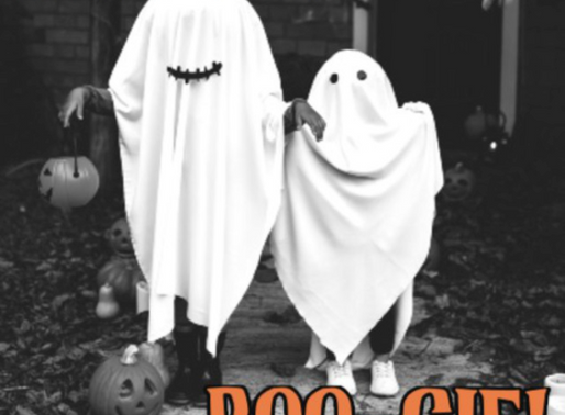 The Haunt List Presents: BOO-GIE! Spotify Playlist - Halloween at Home