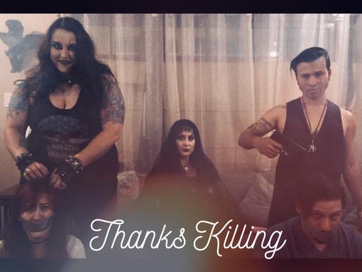 "Malvolia: the Queen of Screams ""Thanks Killing"""
