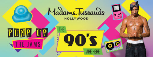 It's on like Donkey Kong at Madame Tussauds Hollywood!