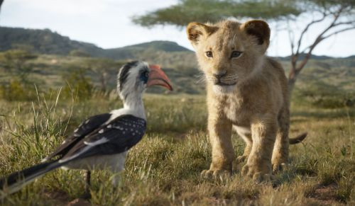 "New Live Action ""Lion King"" Trailer"