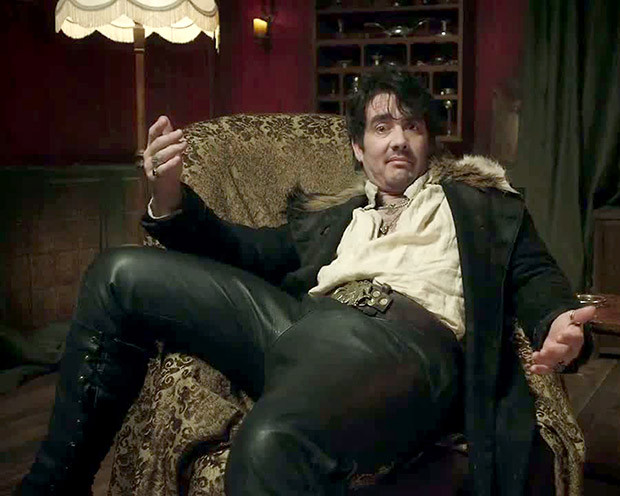 Jonny Brugh as Deacon in 'What We Do in the Shadows'