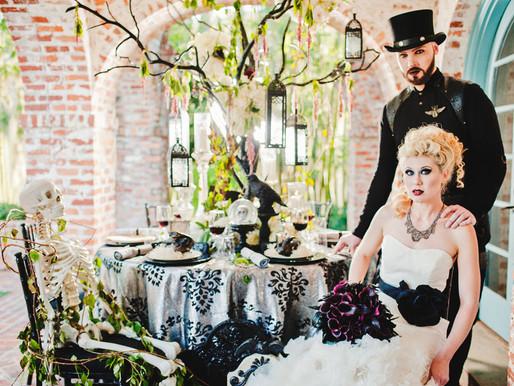 Haunted Weddings: The Raven