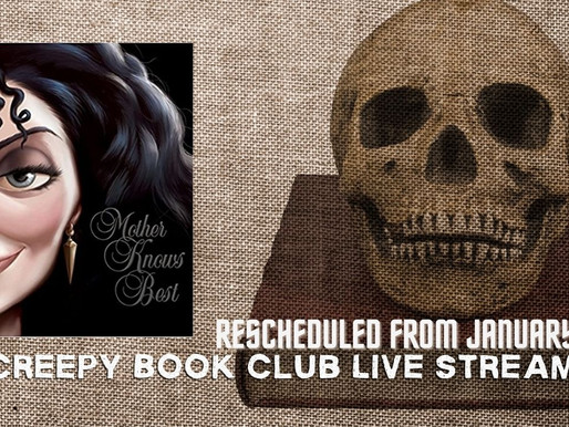 Mother Know Best- Creepy Book Club Live Discussion