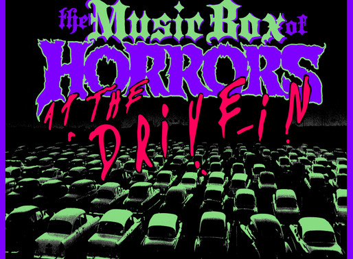 'The Music Box of Horrors' Unveils Epic Lineup, New Venue with '31 Nights of Terror at the Drive-In'