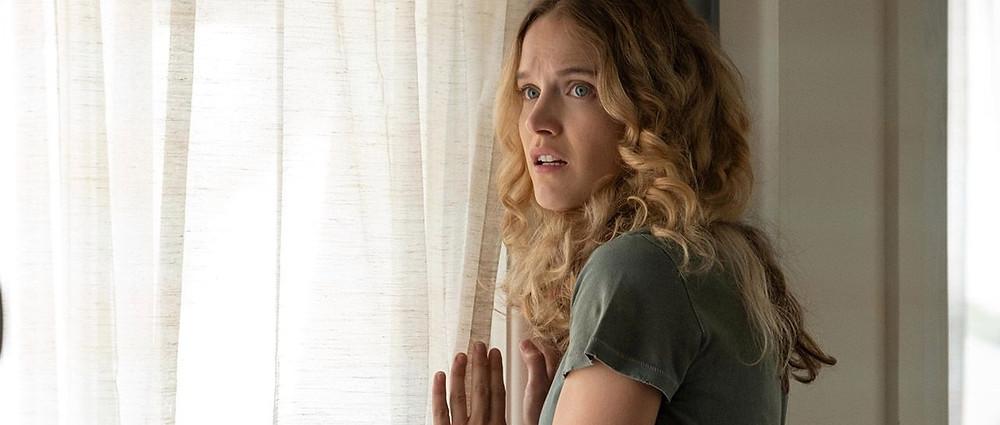 Dana Drori in Tentacles c/o Hulu and Blumhouse Television
