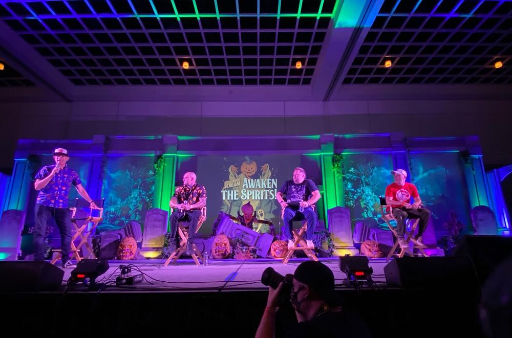 The 13th Floor Entertainment panel