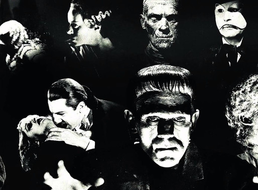 The Dark Theme Park Show Podcast - Universal Classic Monsters Land