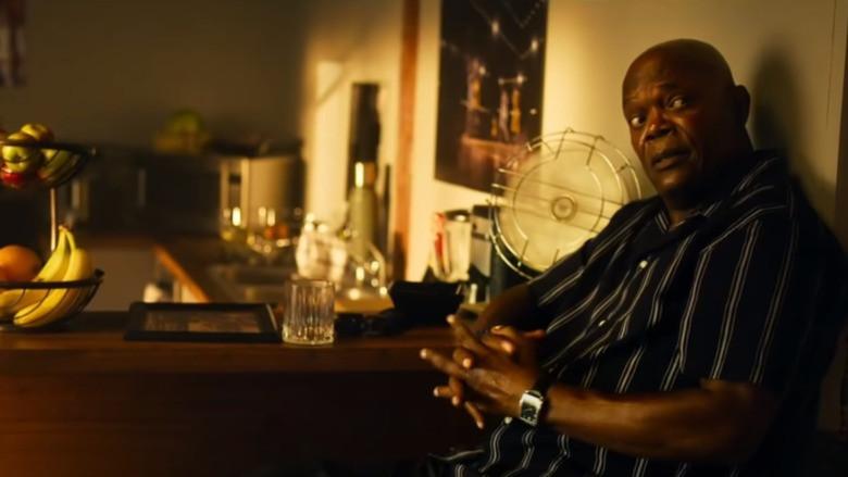 Samuel L. Jackson in Spiral c/o Lionsgate