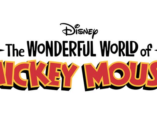 'The Wonderful World of Mickey Mouse' Animated Shorts Premiere  November 18 on Disney+