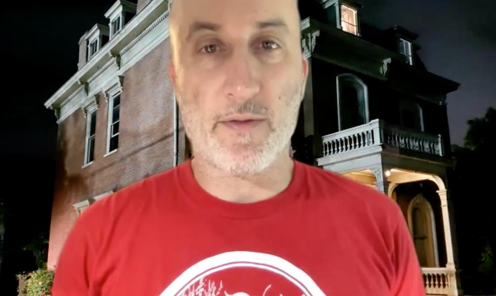 Delusion creator Jon Braver