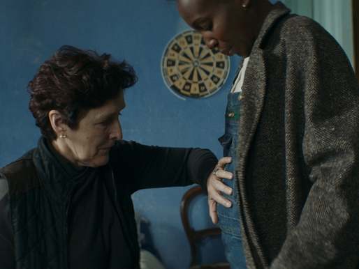 Psychological Thriller KINDRED starring Tamara Lawrance and Fiona Shaw