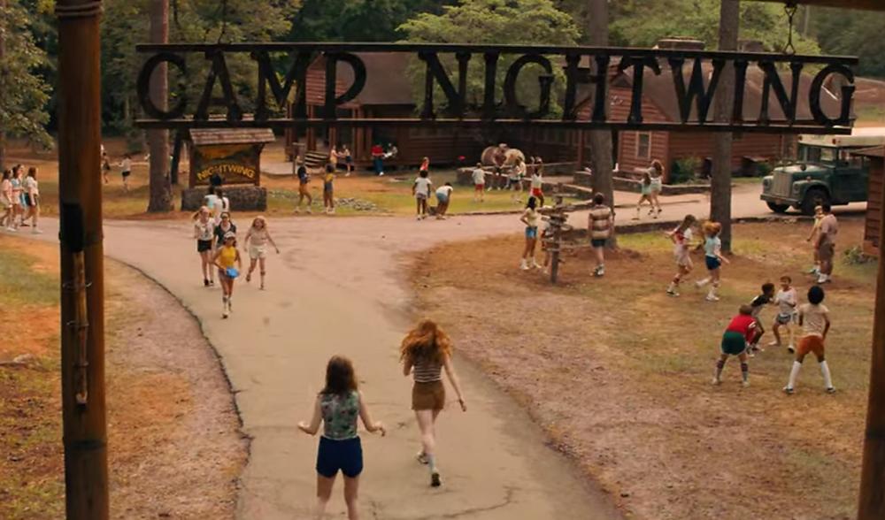 Camp Nightwing c/o Netflix