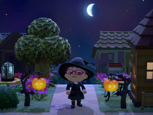 Game Review: Animal Crossing New Horizons Halloween