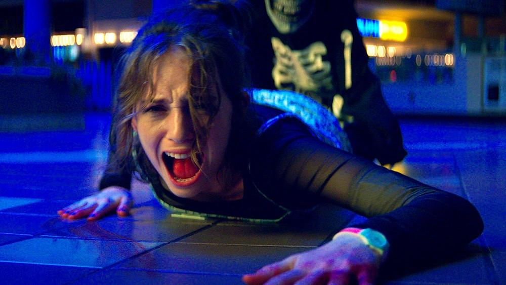 Maya Hawke in Fear Street c/o Netflix/Chernin Entertainment