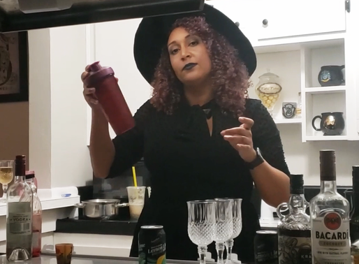 Potions Class For Adults - Halloween at Home