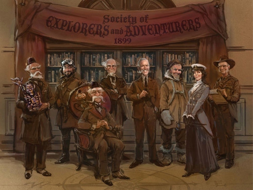 Disney Theme Parks' Society of Explorers and Adventurers to get a Disney+ show!