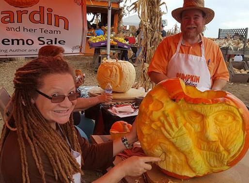 Virtual Pumpkin Carving Classes with Disney® Imagineer Terri Hardin