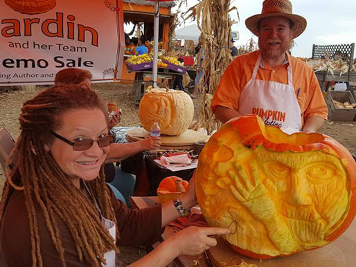 Virtual Pumpkin Carving Classes with Disney® Imagineer Terri Hardin