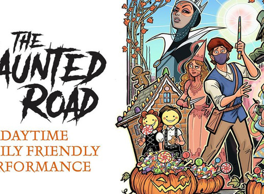Review: Orlando's The Haunted Road: Kid's Edition