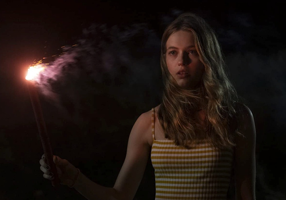 Olivia Welch in PANIC c/o Amazon Prime Video