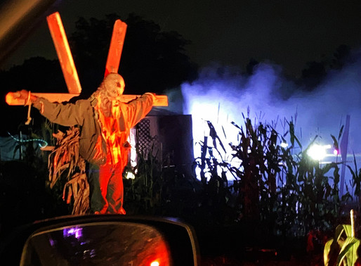 Haunt Review: Orlando's 'The Haunted Road'