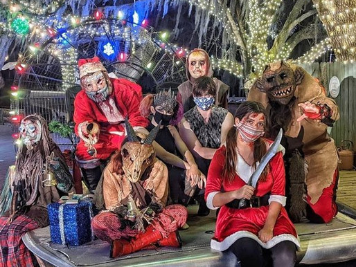 Krampus Creek: Halloween Fear Meets Christmas Cheer