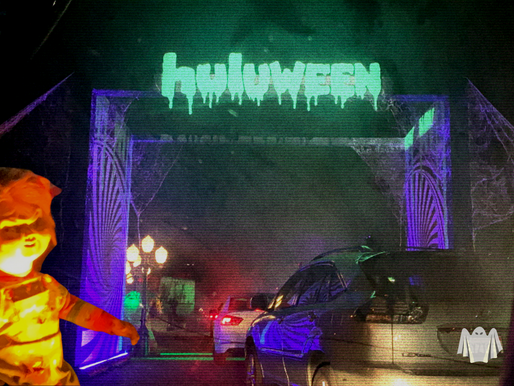Huluween Drive Thru 2020   - Creepy Quest