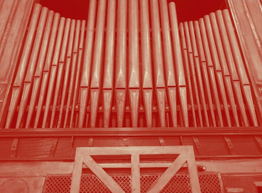 """""""Not the Organ"""" - Tales From The Park-Side - Halloween at Home"""