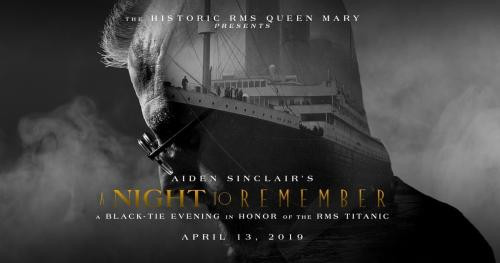 Aiden Sinclair's A Night to Remember