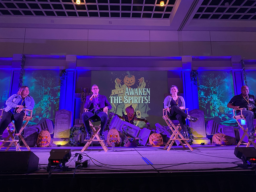 The Winchester Mystery House panel