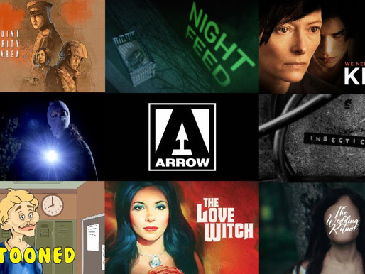 Arrow Rings in the New Year with 'Love Witch', 'We Need to Talk About Kevin', 'JSA', & More