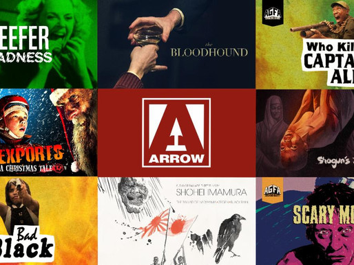 ARROW Brings Horror Home for the Holidays in December Lineup