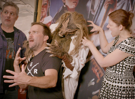 """Film Review: The Monster Squad Documentary """"Wolfman's Got Nards"""""""