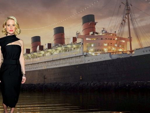 'The Queen Mary' Horror Movie Trilogy Announced Starring Alice Eve