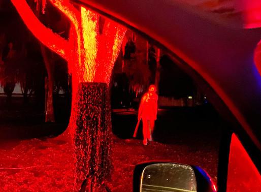 Scream N' Stream - Orlando Area Drive-Thru Haunt Preview - Halloween at Home